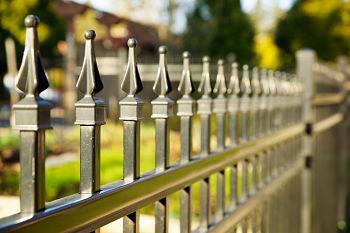 iron fence installation in long beach california